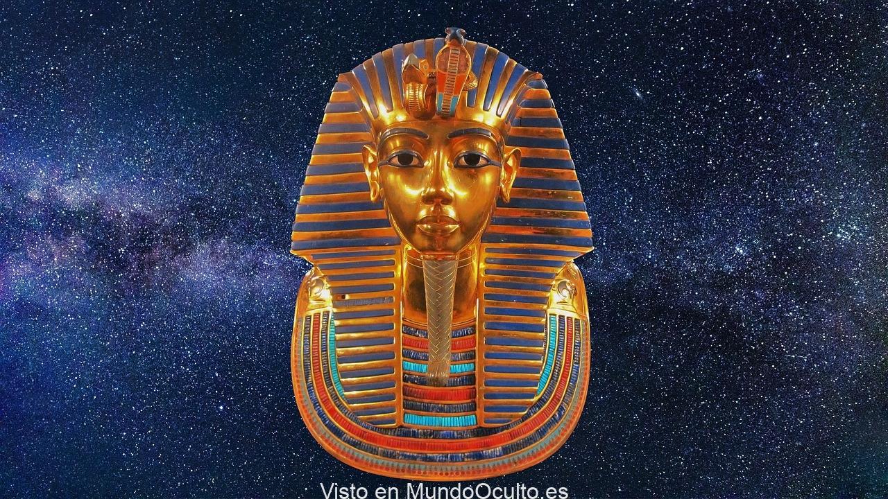 El anillo «extraterrestre» encontrado en la sepulcro de Tutankamón