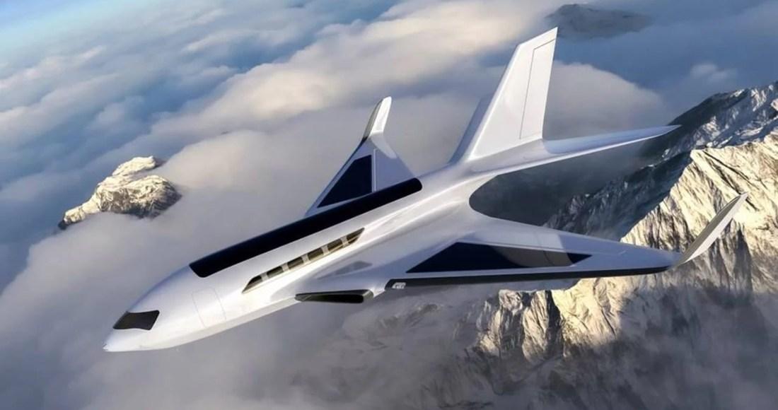 El avión eléctrico que se recarga en el aire sería una magnífica solución a la huella de carbono de la aviación.