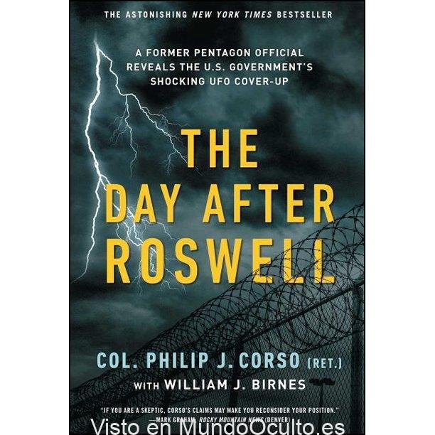 El Último Incognito de Roswell: ¿Los alienigenas eran «robots biológicos»?