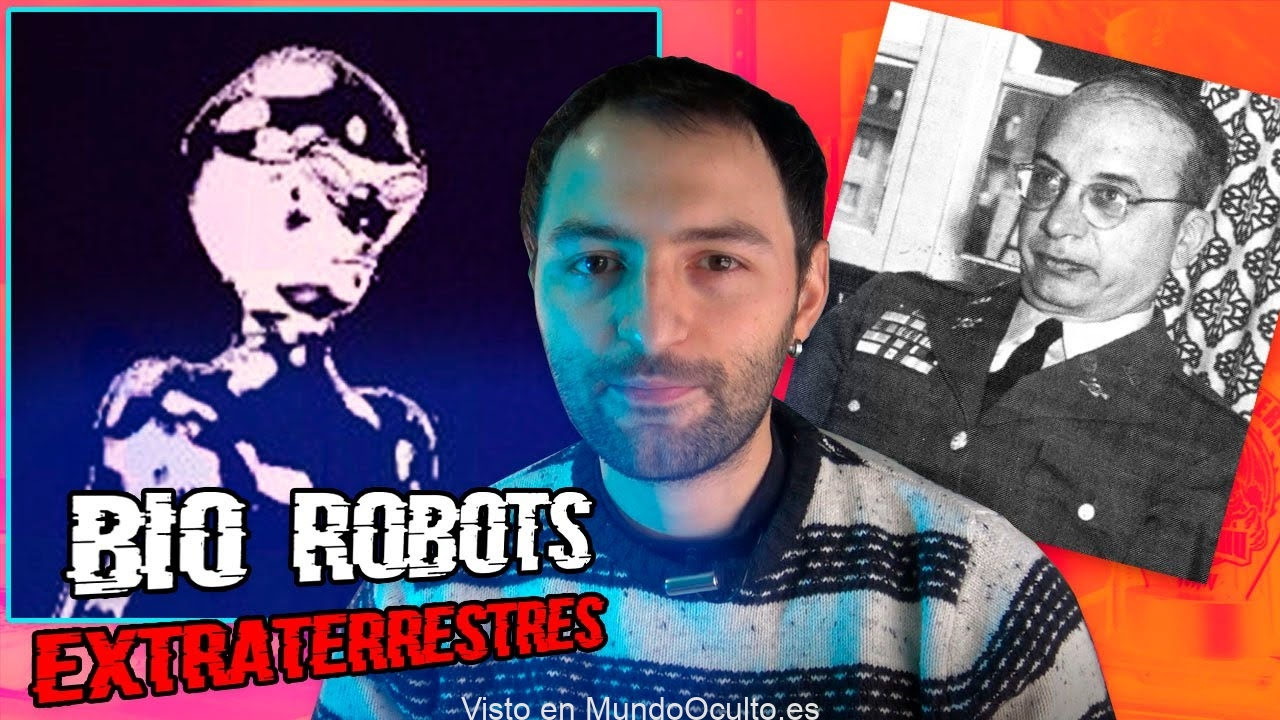 EL ÚLTIMO SECRETO DE ROSWELL – Los Extraterrestres eran BIO ROBOTS según Ex oficial