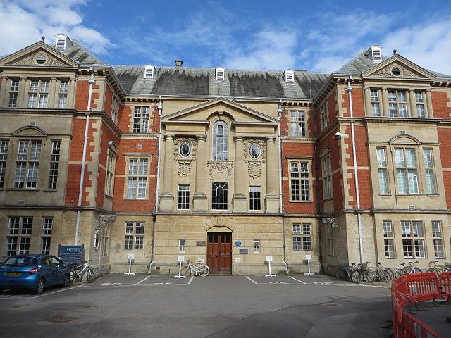 Laboratorio Clarendon de Oxford