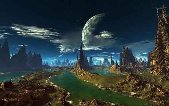 Otro planeta