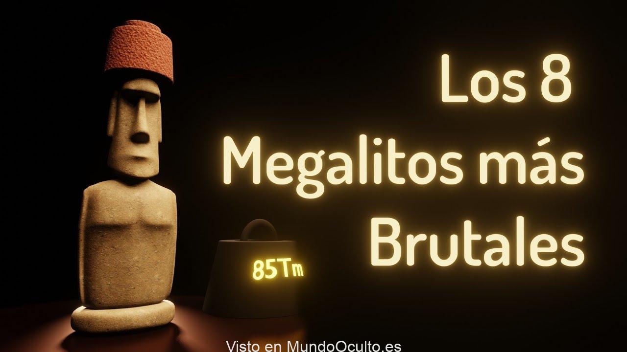 🏆🗿 -Los 8 Megalitos Más Brutales de la Historia-