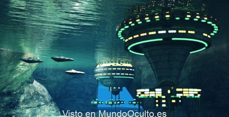 ¿Serían comunes las abducciones submarinas por parte de ovnis?