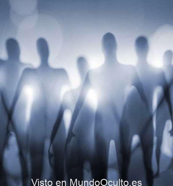 Teoría Interdimensional: Entes de otra dimensión entre nosotros