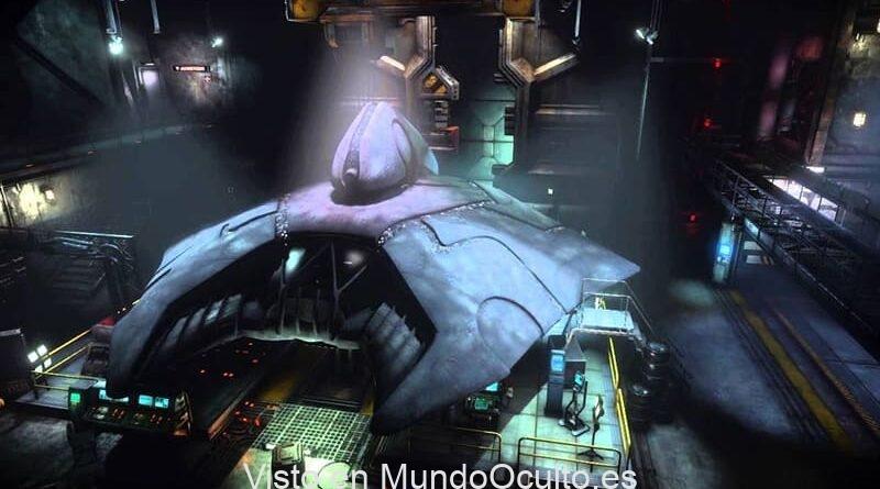 Área 51: naves y cuerpos extraterrestres ocultos en la base Tonopah Test Range-S4