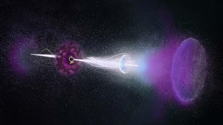 rayos cosmicos - Científicos descubren que un misterioso acelerador de partículas 'ataca' a la Tierra con peligrosos rayos cósmicos