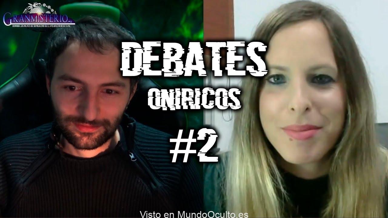 Debates Oníricos #2 Tamara Sánchez | Muñecos y objetos Paranormales