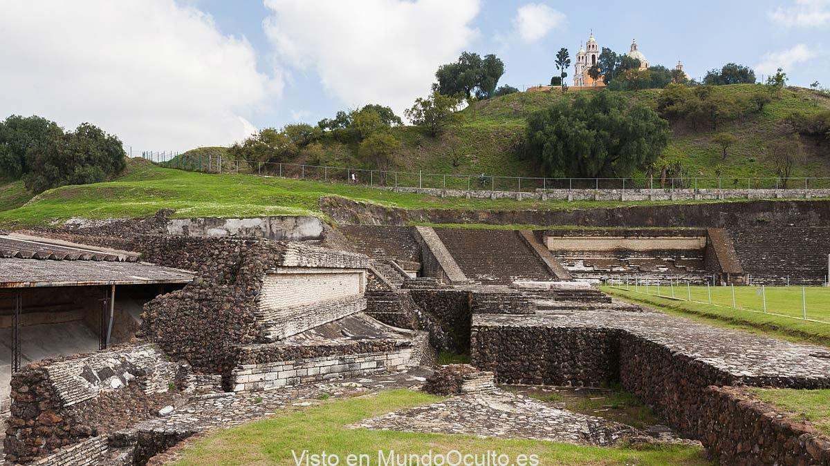 El misterio de Cholula en México, la pirámide más grande de la Tierra, construida por un gigante