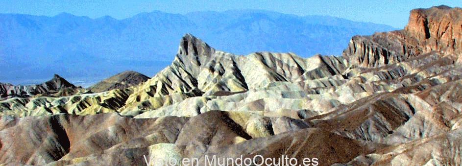 El Misterio de la Metrópoli Subterránea Perdida del Valle de la Muerte