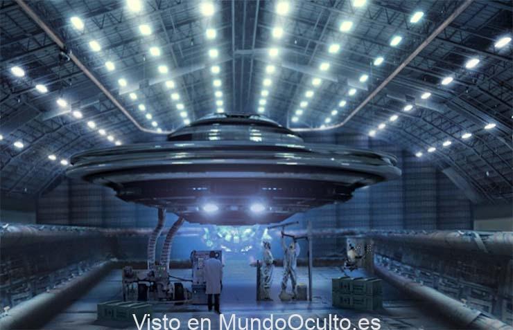 El Pentágono admite que ha experimentado con naves extraterrestres durante años