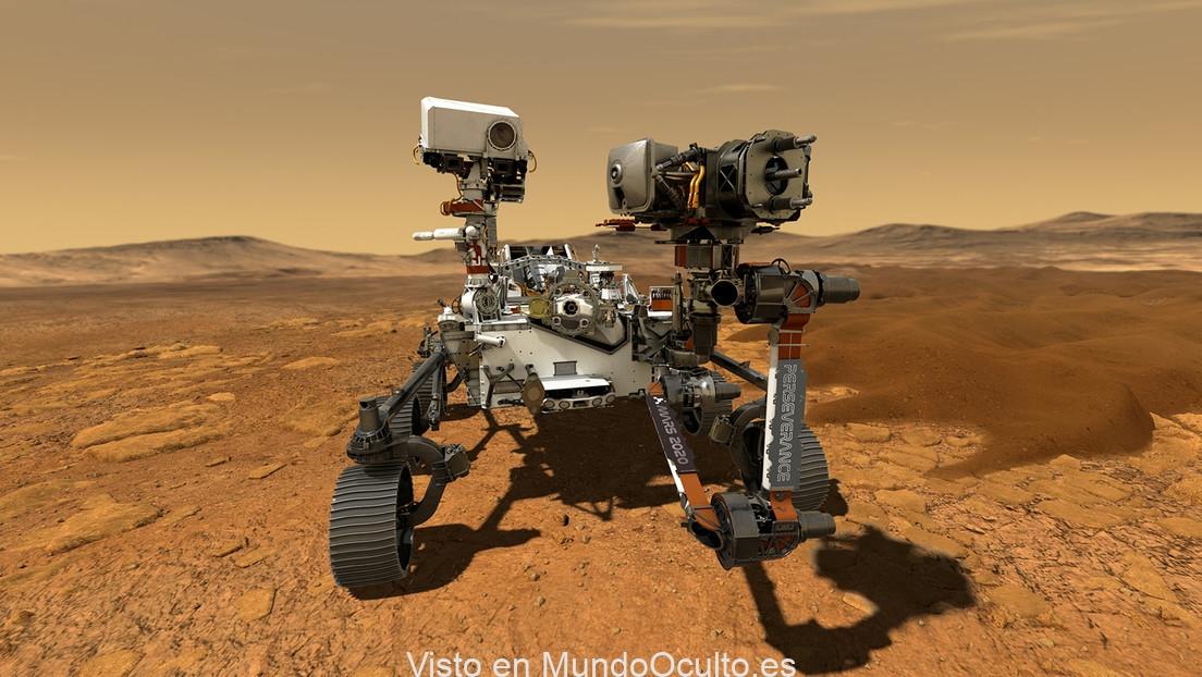 HISTÓRICO: El róver Perseverance aterriza en Marte en busca de vida (VIDEO)