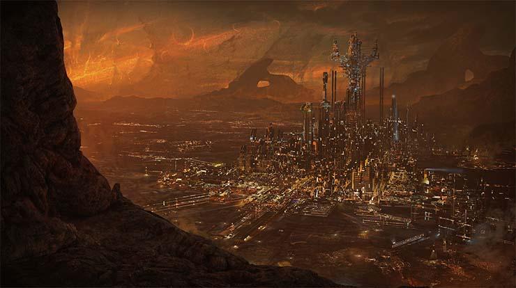 planetas contaminados vida extraterrestre - La NASA buscará planetas contaminados para encontrar vida extraterrestre inteligente