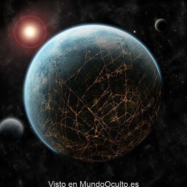 La NASA buscará planetas contaminados para encontrar vida extraterrestre inteligente