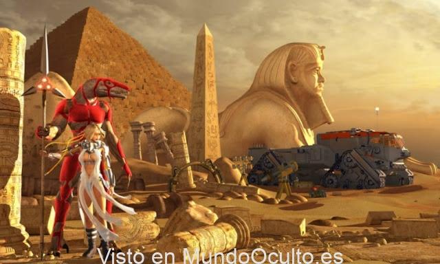 Ovnis en el Antiguo Egipto? El misterio del papiro Tulli
