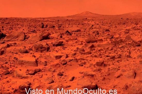 Será extremadamente difícil para los terrícolas dominar Marte.