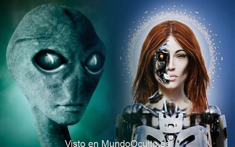 Vida extraterrestre: Científico de renombre admite que podrían existir «extraterrestres CYBORG» avanzados