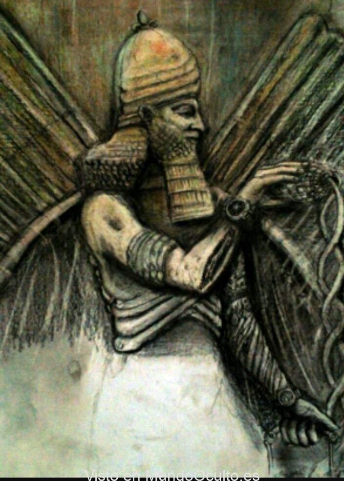 Adapa: El hombre que casi arribó a ser inmortal