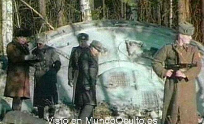 Archivos secretos de la KGB: accidente ovni cerca de Sverdlovsk en 1968