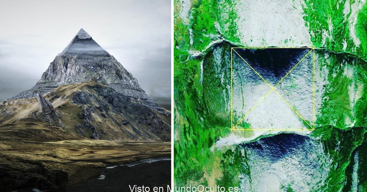 Arqueólogos aficionados encontraron una posible pirámide gigante en Rusia