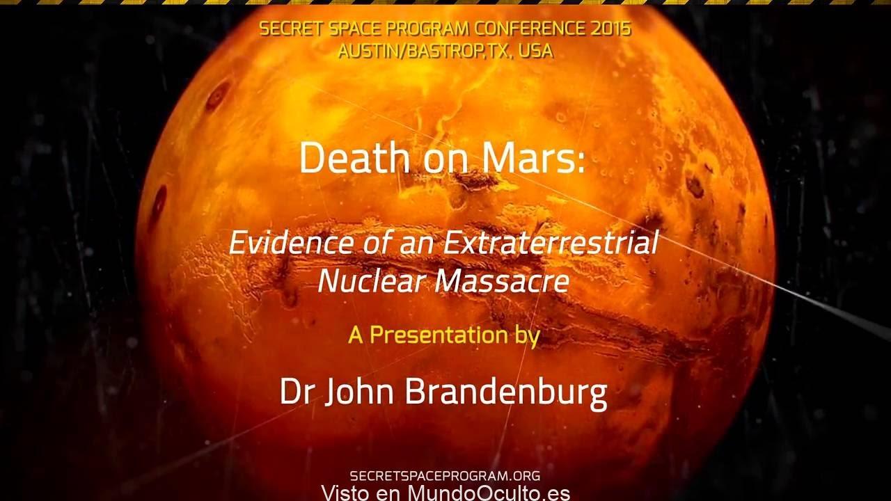 Científico asegura que hace millones de años, una raza extraterrestre vivió en Marte