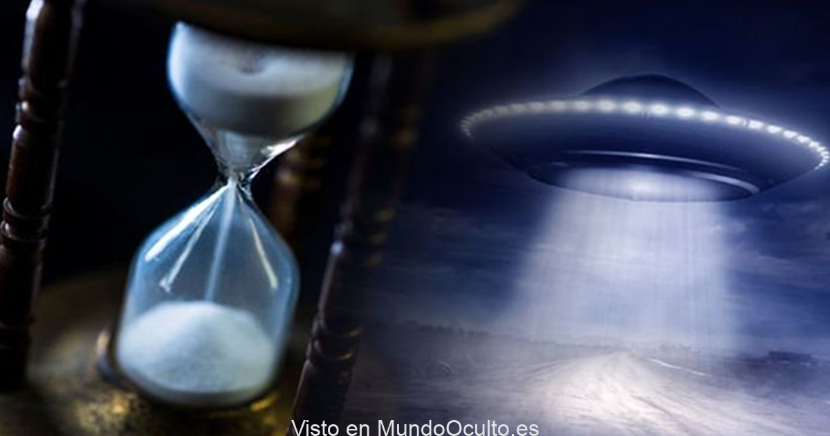 Científico del MIT: Los ovnis alienígenas son en realidad máquinas del tiempo