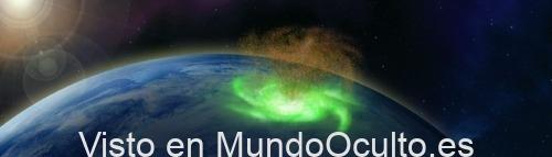 Detectan por vez primera un 'huracán espacial' encima del Polo Norte