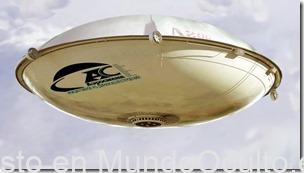 ¿Eso es un ovni? No, es un dirigible ruso de carga de 600 toneladas de capacidad