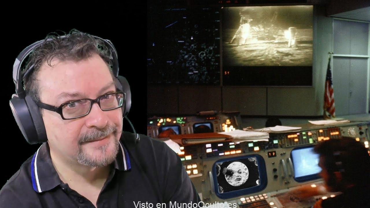 🌔 Fotos Incómodas del Apolo 15 y 16 en la Luna