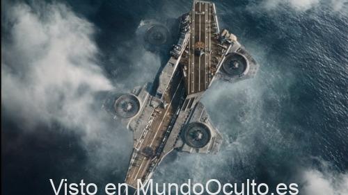 ¿Helicarrier? Pentágono está trabajando en un portaaviones volador enorme