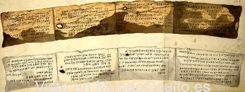 Identifican el manuscrito bíblico más antiguo de la historia conocido hasta actualmente