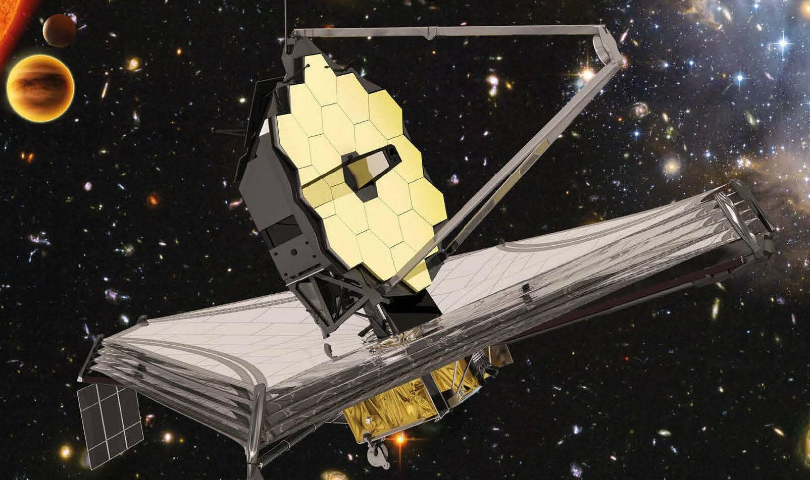 Telescopio James Webb