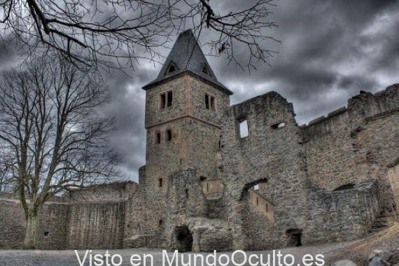 Misterios extraños en el verdadero castillo de Frankenstein