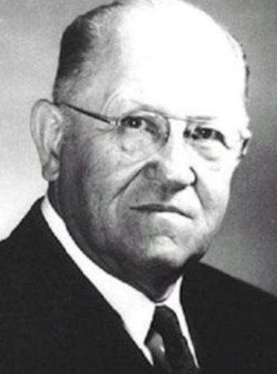 Reverendo William Guy Huffman