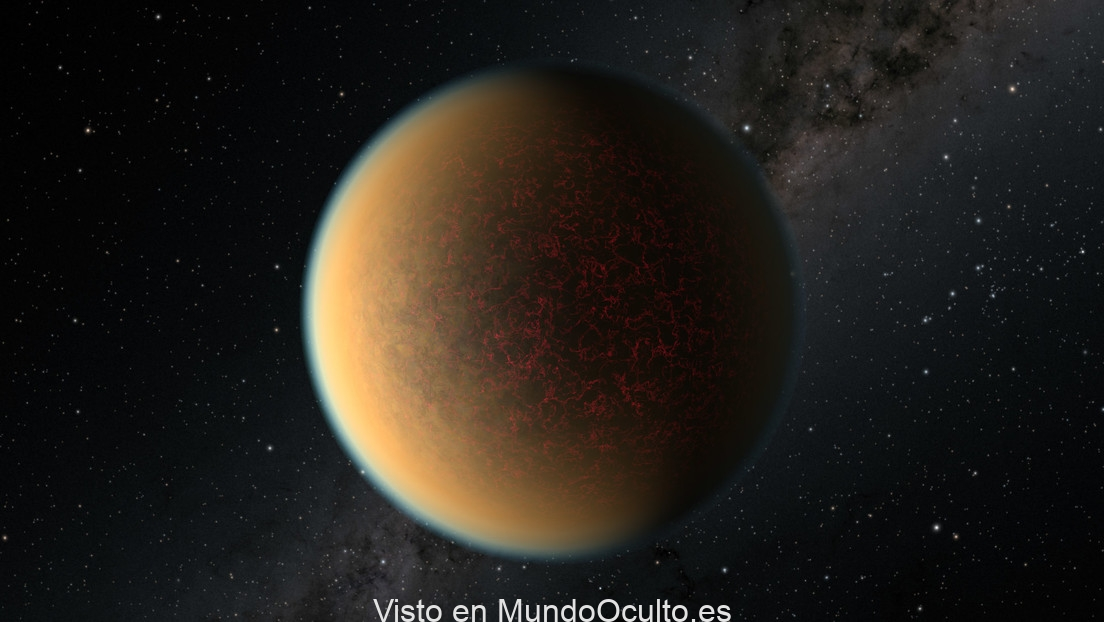 Un exoplaneta puede haber creado una nueva atmósfera después de perder la inicial