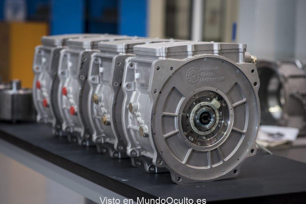 Desarrollan un motor eléctrico sin tierras raras, más barato, ligero y eficiente