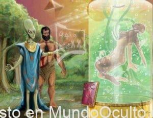 Extraterrestres De Algún Tipo Realmente Diseñaron Genéticamente A La Humanidad