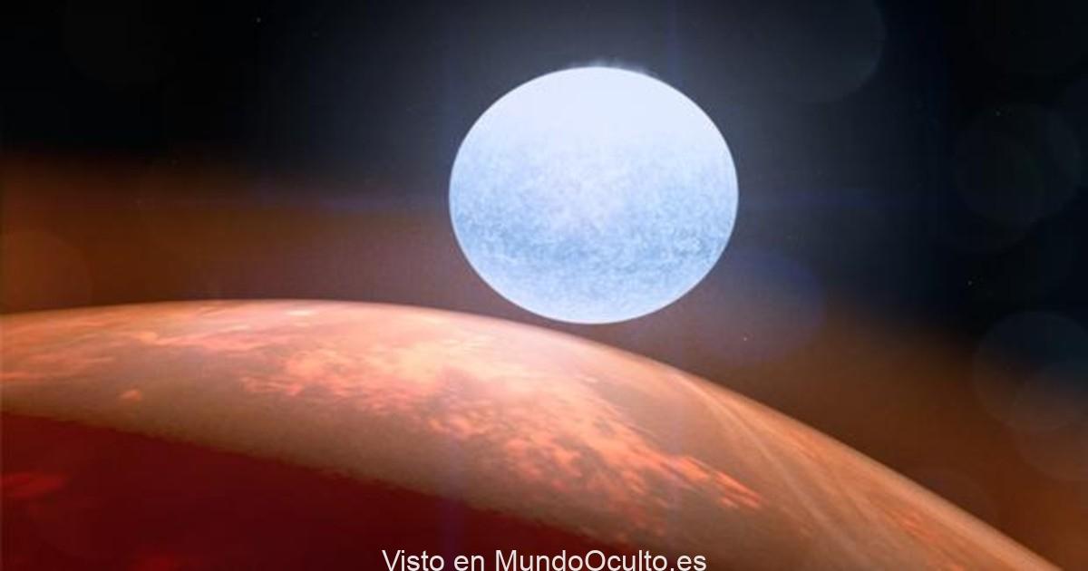 Kelt-9b, el planeta más caliente que las estrellas