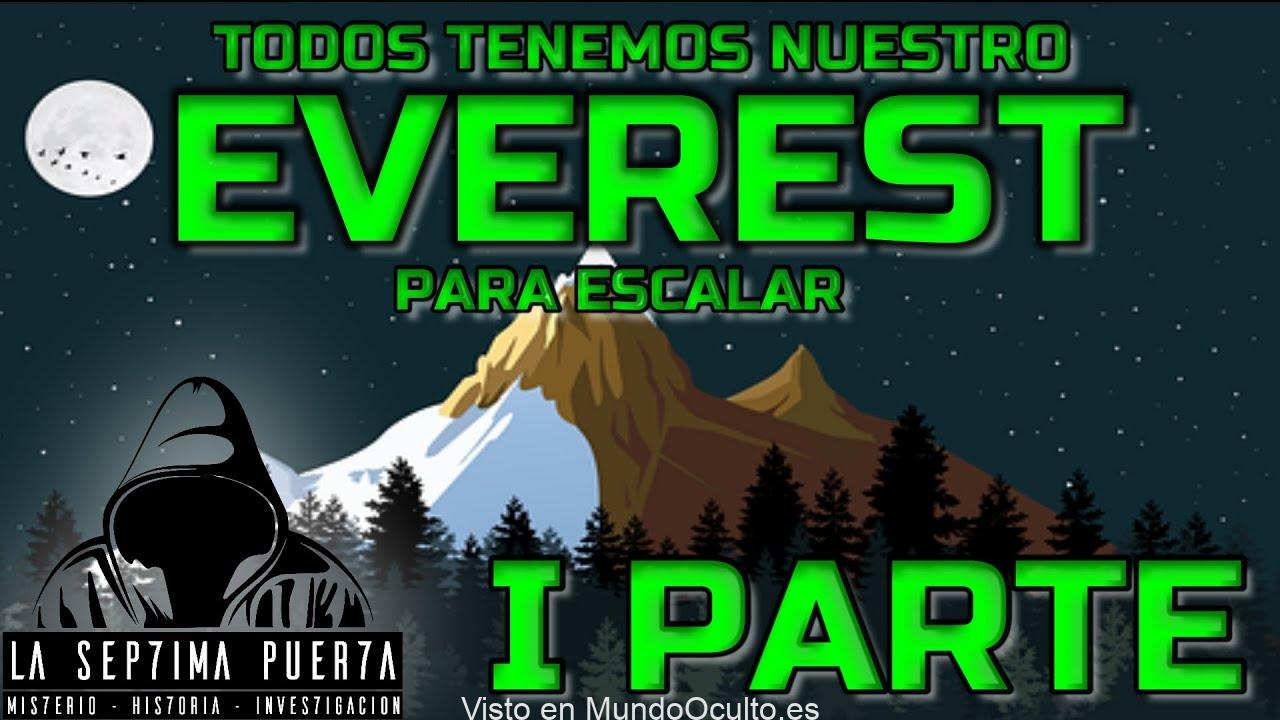 La sép7ima Puer7a 2X15: Todos tenemos nuestro Everest para escalar (2ª Parte)
