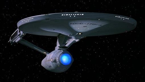 «USS Enterprise», una nave impulsada por la antimateria