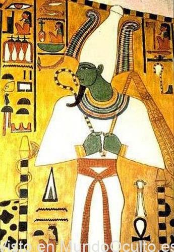 Osiris y Jesús: Semejanzas de una historia de reencarnación