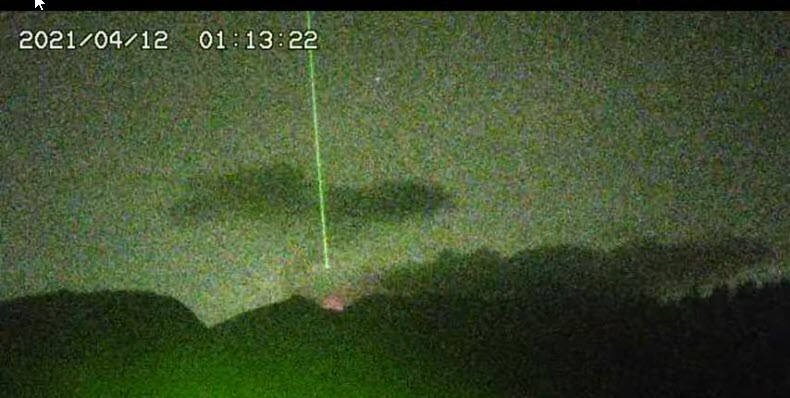 """¿Rayos del cielo? En Portugal, un extraño rayo """"estalló desde el interior"""" 68 cabras 5"""