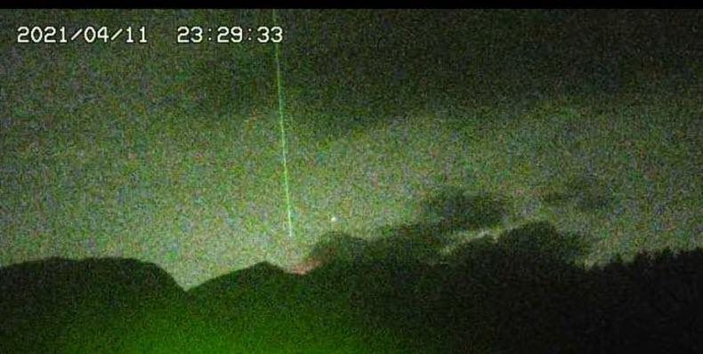 """¿Rayos del cielo? En Portugal, un extraño rayo """"estalló desde el interior"""" 68 cabras 6"""