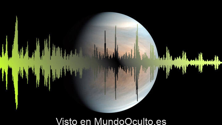 """Detectan """"una señal de radio de baja frecuencia"""" en la atmósfera de Venus"""