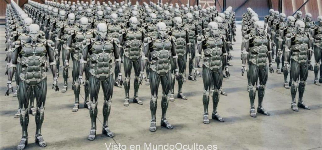 EE.UU. abre la puerta a crear ejército de Robots 'Terminator' de verdad