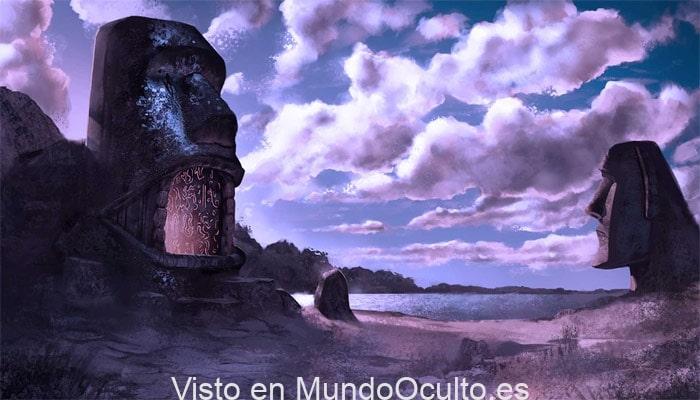 """""""Hay un portal dimensional en la Isla de Pascua"""", según experto"""