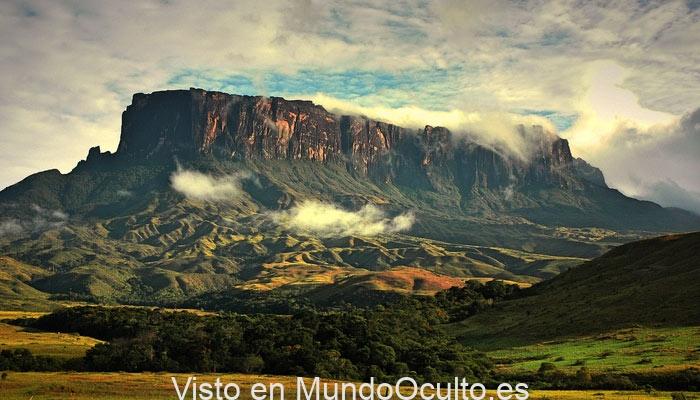El Monte Roraima: ¿Una pista de aterrizaje alienigena?