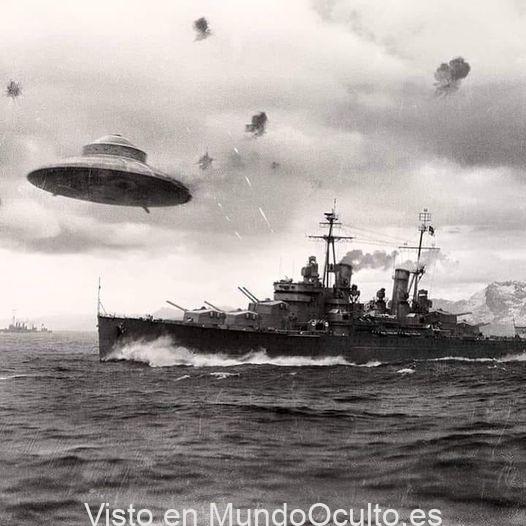 Gran Operación Antártica en 1947 denominada: «Operación HighJump»
