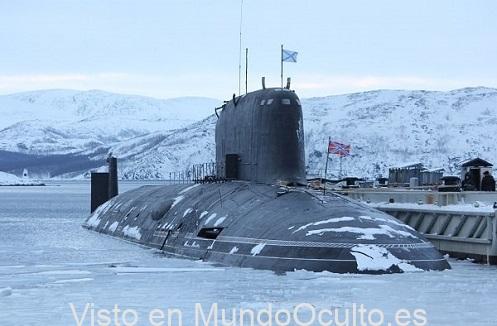 Guerra secreta de la armada rusa con OSNI en el fondo del océano y encuentro con humanoides a más de 2,70 metros en el lago Baikal