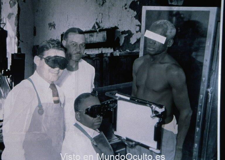 La Página Más Infame De La Historia De Los Experimentos Médicos En Los Estados Unidos.
